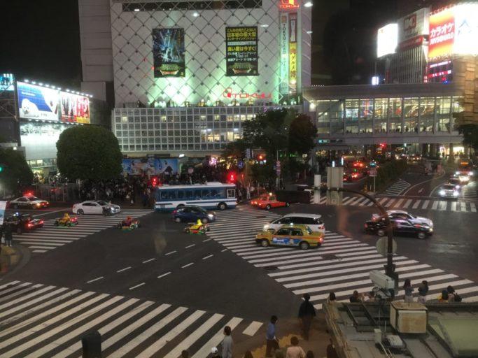 Tokyo Shibuya Crossing, Japan