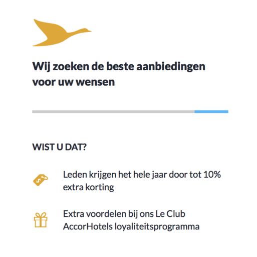 Le Club Accor lidmaatschap - extra korting
