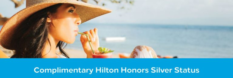 instant hilton honors silver status
