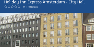 holiday inn express amsterdam city hall