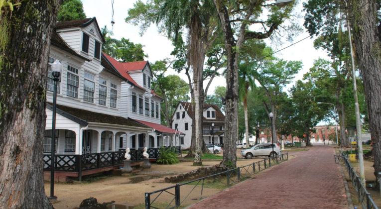 Bestemmingstip Suriname Pararmaribo
