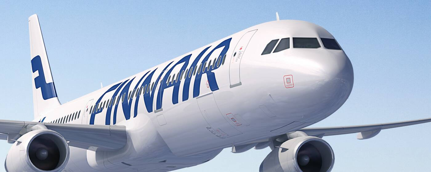 Finnair A350-900