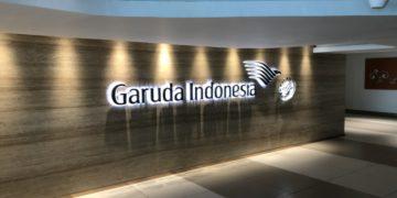 Garuda Indonesia Domestic Business Class Lounge Jakarta