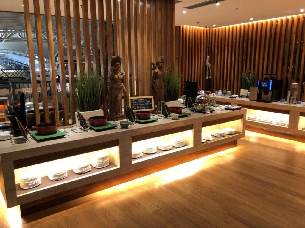 Garuda Indonesia Business Class Lounge Denpasar Bali