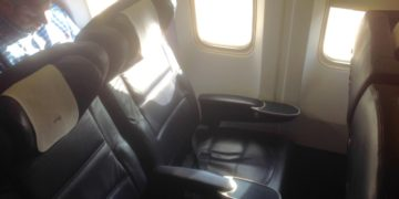 british airways, business class, Boeing 767, club europe