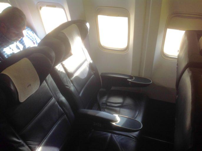 british airways, business class, Boeing 767, club europe
