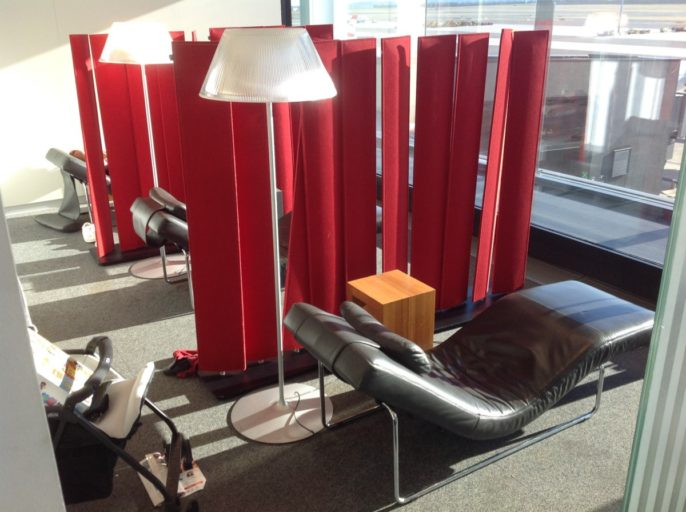 Austrian airlines, business lounge, wenen