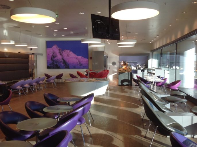 senator, lounge, wenen, austrian airlines