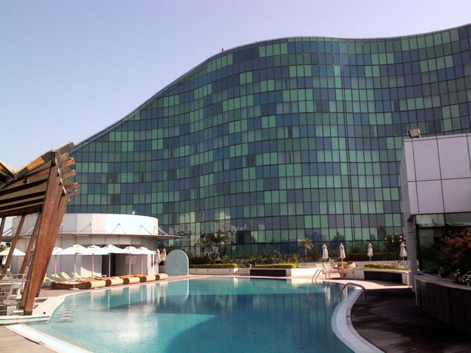 hilton, abu Dhabi
