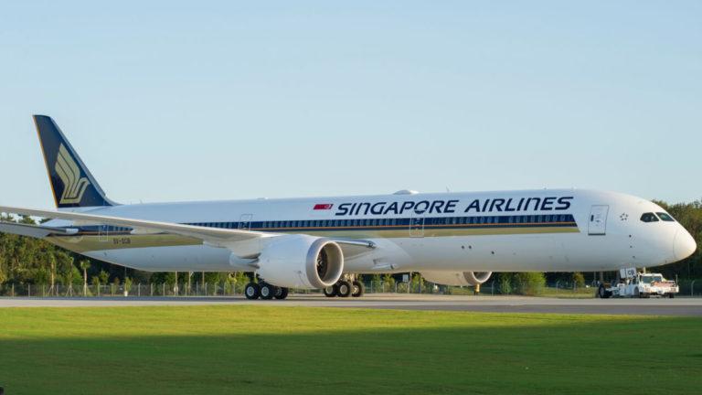 Eerste Boeing 787-10 binnenkort geleverd