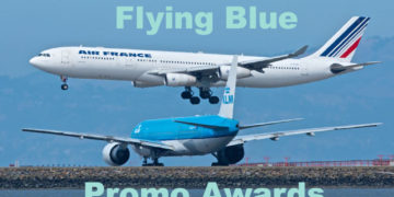 Flying Blue Promo Awards Maart 2018