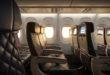 Comfort+ seats on a Boeing 737-900ER (739) (Bron: Delta)