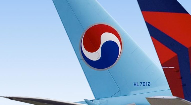 Korean Air en Delta Air Lines starten joint venture