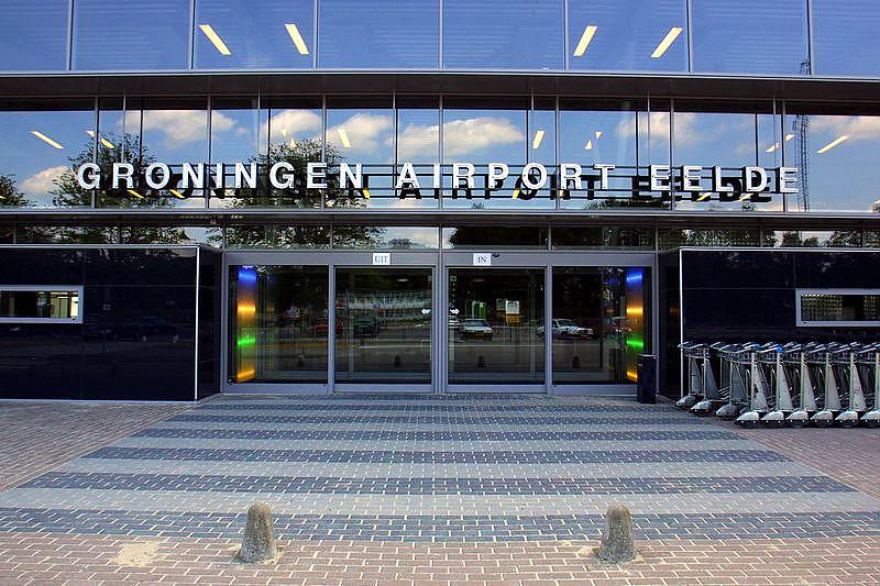 Groningen Eelde Airport (Bron: Groningen Eelde Airport)