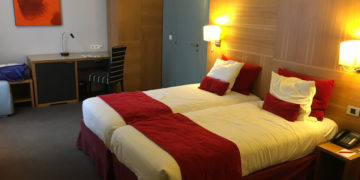 Review Hotel de La Couronne Luik