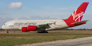 Virgin Atlantic ziet af van A380