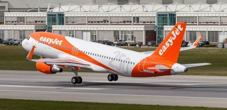 EasyJet is één van de low cost carriers die ook actief is in Frankrijk (Bron: EasyJet)
