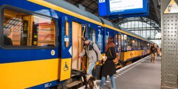 NS start met nieuwe en snellere route naar België