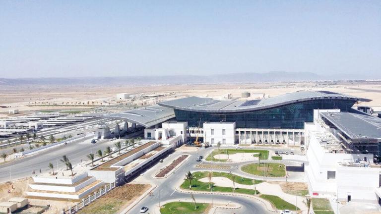 salalah airport oman
