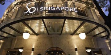 SO Sofitel Singapore (Bron: AccorHotels)