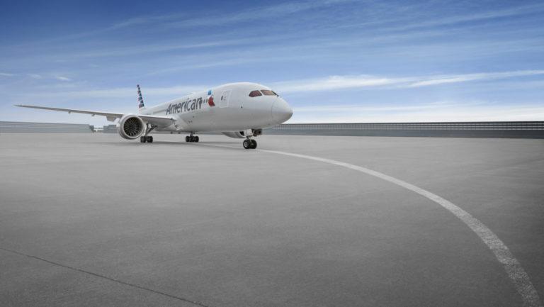 American Airlines ziet af van Airbus en kiest voor Boeing 787