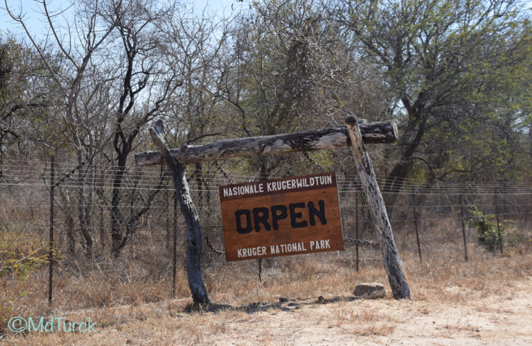 Bezoek aan Nelspruit & Kruger National Park