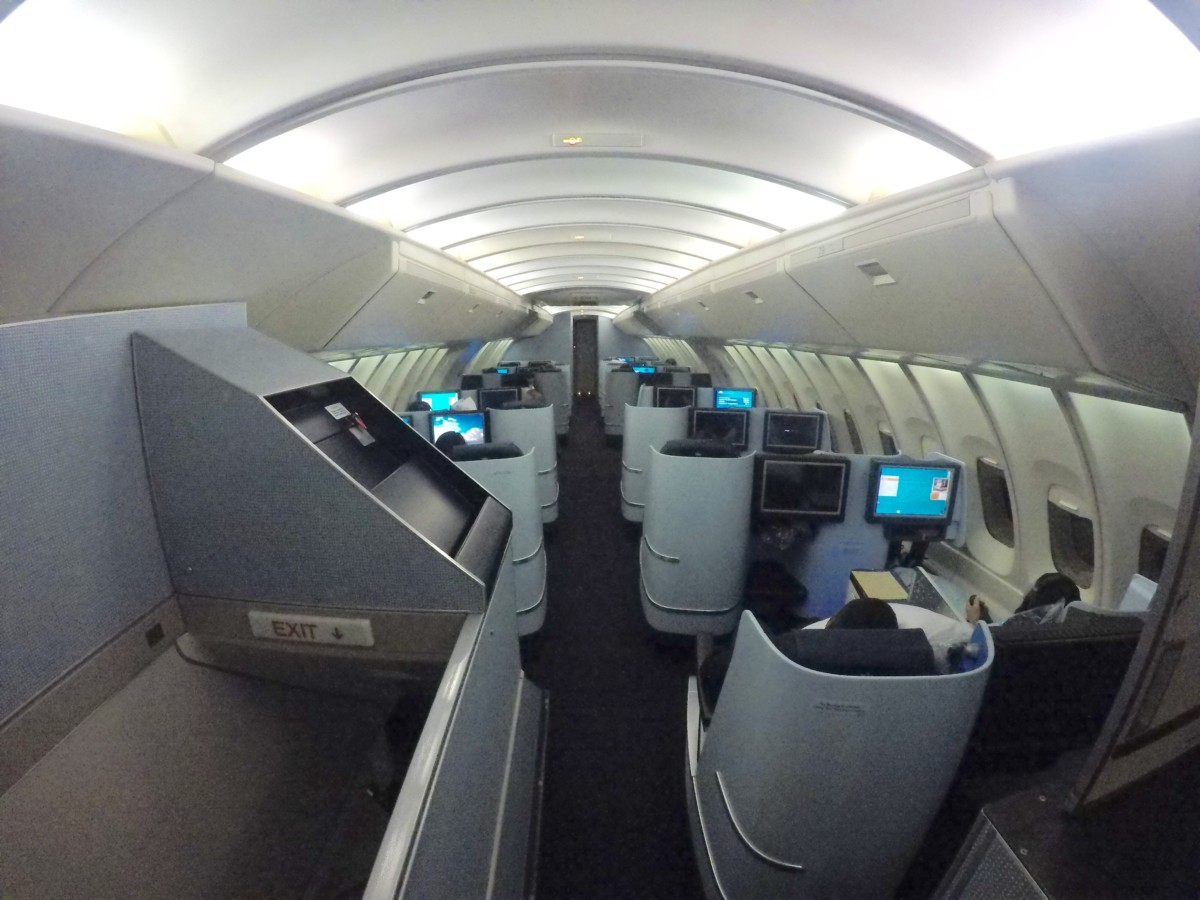 Review Klm Boeing 747 Business Class Paramaribo Amsterdam