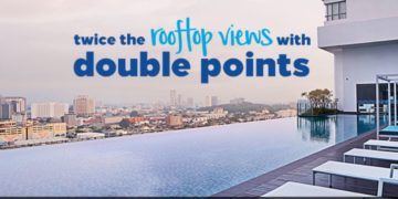 Hilton Honors promotie double points