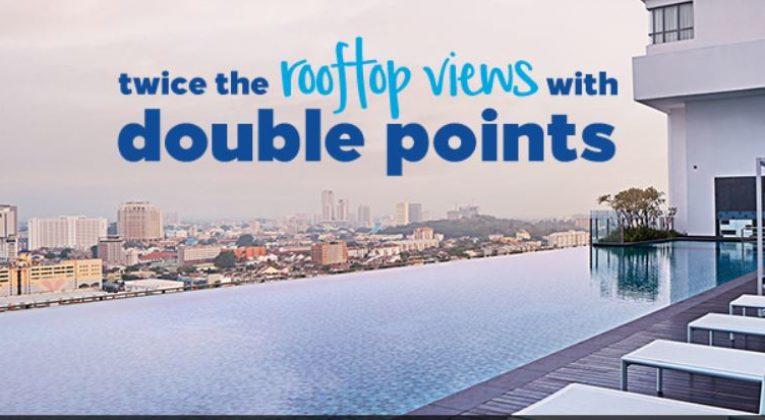 Hilton Honors promotie double points