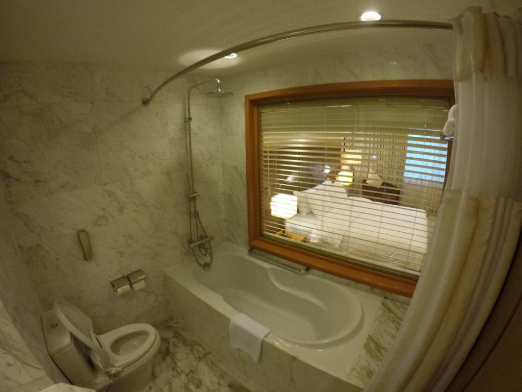 badkamer, hilton, garden inn, hanoi