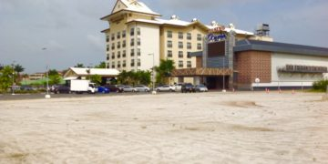 courtyard, marriott, paramaribo, review