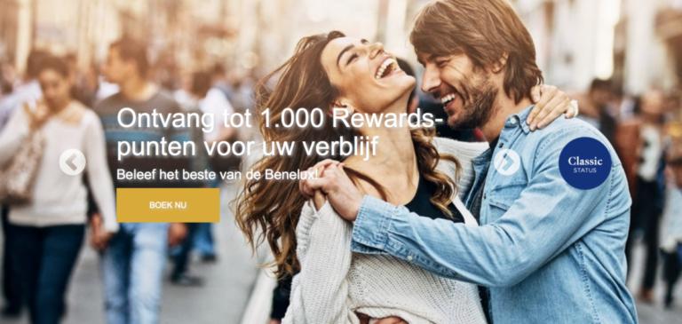 Verdien tot 1.000 Rewards punten (Bron: AccorHotels)