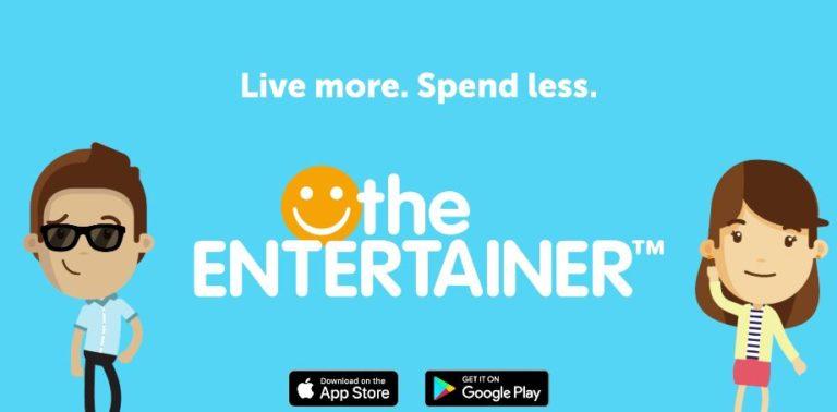 The Entertainder 2018
