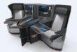 KLM 787-10 World Business Class stoel
