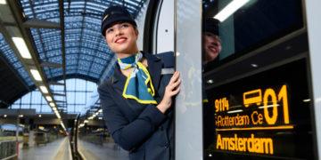 Eurostar vertrekt vanuit Londen (Bron: Eurostar.com)