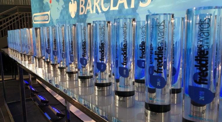 Freddie Awards - En de winnaar is