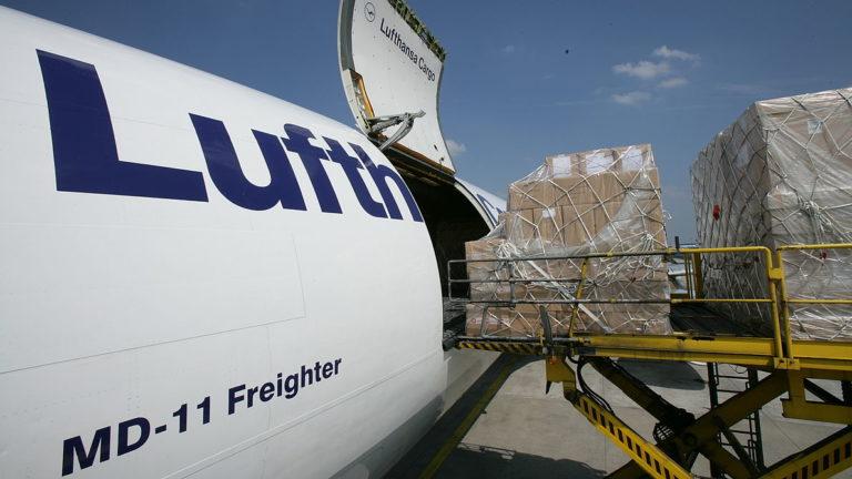 Lufthansa MD-11 Cargo (Bron: Lufthansa Group)