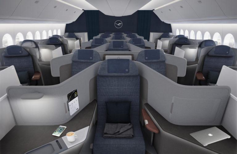 Meer uitgerust met vernieuwde Dream Collection van Lufthansa