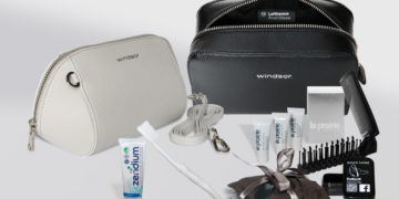 Lufthansa heeft beste First Class Amenity Kit