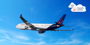 Brussels Airlines staking
