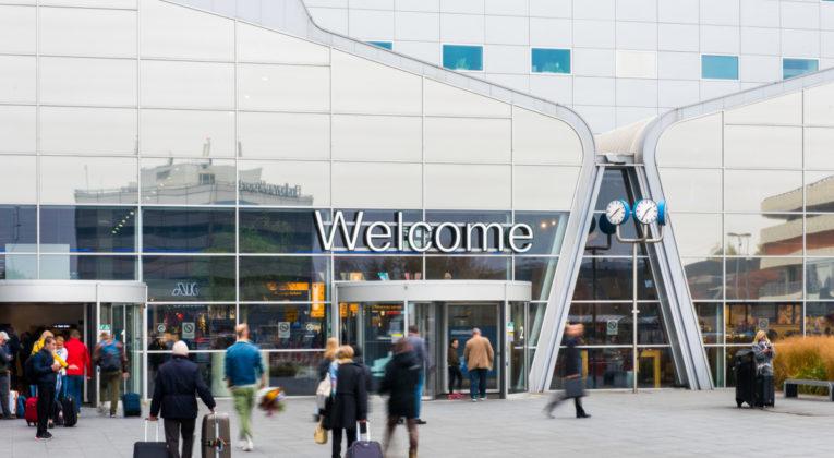 Vanaf Eindhoven een #Eindjevliegen