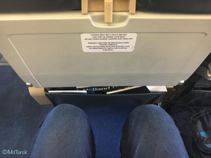 Review: KLM-vlucht AMS-HAM uitgevoerd door Carpatair
