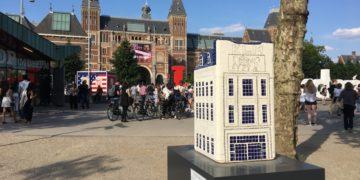 KLM-huisjes in het groot te bewonderen bij CanelHouseParade