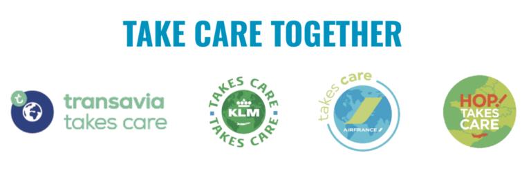 Take Care Together (Bron: Air France - KLM)