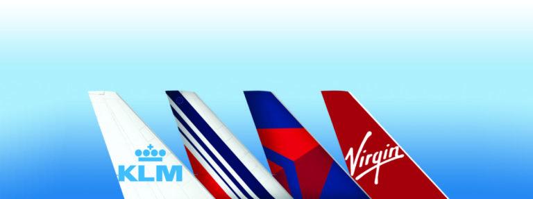 Deze logo's zien we straks vaker bij elkaar! (Bron: Delta.com)