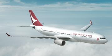 Finnair start codeshare met Cathay Dragon