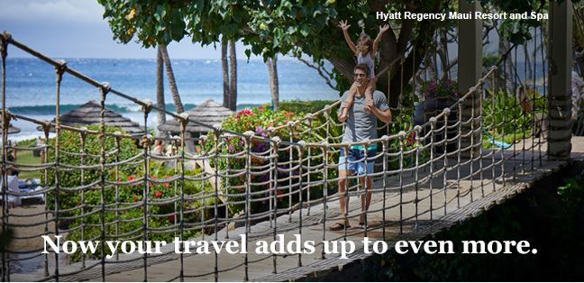 Hyatt More Points Promo 2018