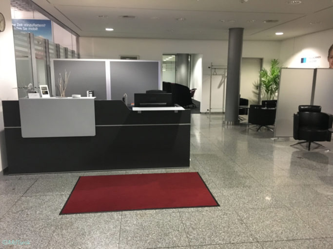 Review - Hannover Airport & Hannover Club Lounge