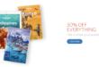 30% korting op aanschaf van je nieuwe Lonely Planet reisgids