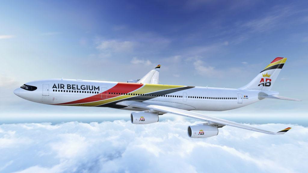 Air Belgium voor Air France